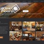 Oakline Floors Website