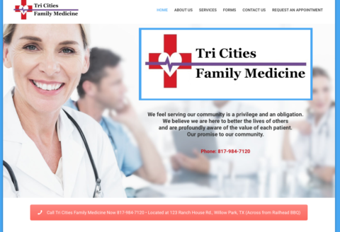 Tri Cities Family Medicine