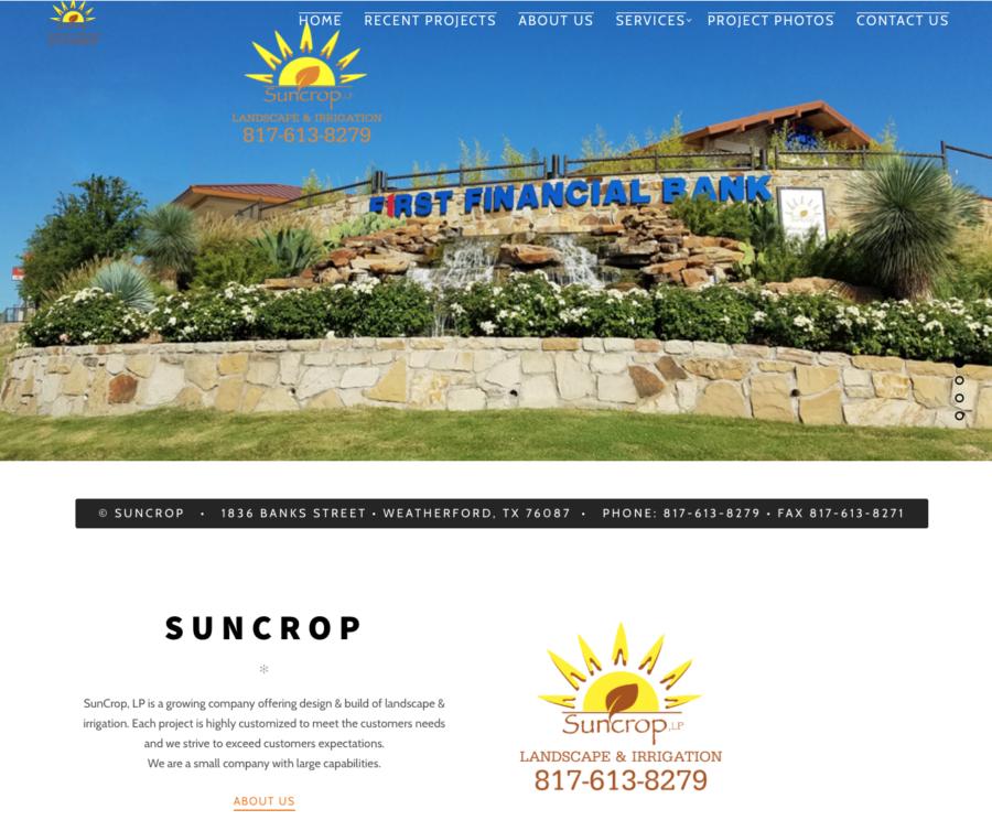 suncrop landscaping