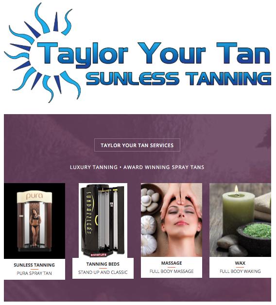 Taylor Your Tan